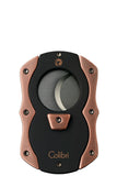 Colibri Cut Cigar Cutter Black + Rose Gold - KNF600011 - Cigar Manor