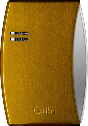 Colibri Eclipse Single Jet Lighter Gold