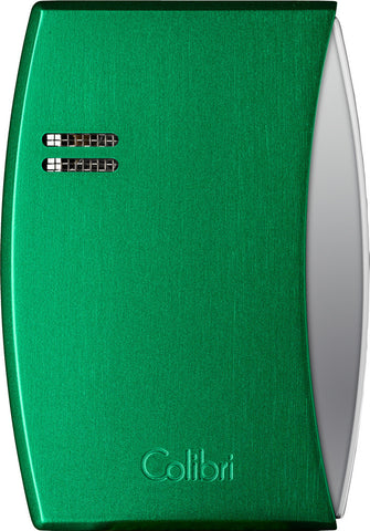 Colibri Eclipse Single Jet Lighter Green