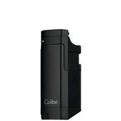 Colibri Tribeca II Triple Torch Lighter Matte Black - QTR415021 - Cigar Manor