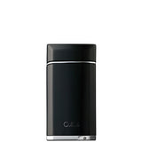 Colibri Evoke Lighter Black + Chrome - QTR497011 - Cigar Manor