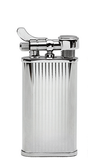 Kiribi Kabuto Mizo Silver Lighter - 011-632-0019 - Cigar Manor