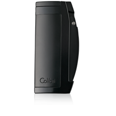 Colibri Enterprise 2 Double Torch Lighter Matte Black - T50001LI - Cigar Manor