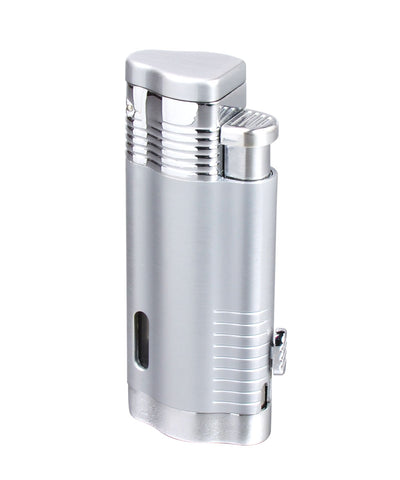 Vector Trimax 1C Chrome Satin Lighter