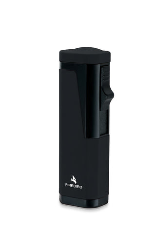 Firebird Burner Triple Flame Lighter Black