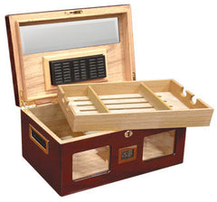 Valencia Digital 120 Cigar Humidor - VLNCA/DIGITAL - Cigar Manor