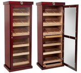 Barbatus 2000 Cigar Humidor Cabinet - BRBTS - Cigar Manor