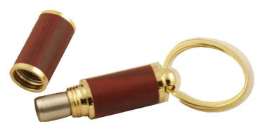 Rosewood Bullet Punch Cutter