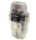 CG-001 Blazer Lighter Clear - CG-001_Clear - Cigar Manor