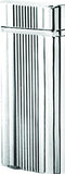 IM Corona Flambeau Chrome Vertical Lines - IM-29066 86-3312 - Cigar Manor