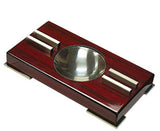 Contemporary High Gloss Ashtray - ASHCF - Cigar Manor