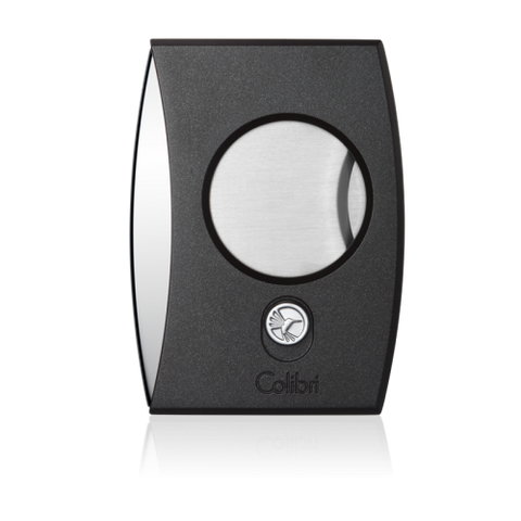 Colibri Eclipse Cutter Metallic Black + Polished Chrome
