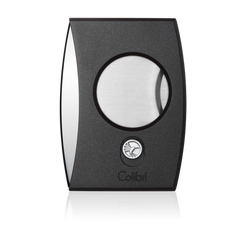 Colibri Eclipse Cutter Metallic Black + Polished Chrome - CU300D001 - Cigar Manor
