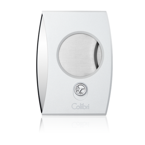 Colibri Eclipse Cutter Metallic Silver + Polished Chrome