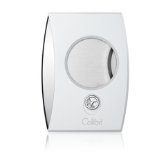 Colibri Eclipse Cutter Metallic Silver + Polished Chrome - CU300D002 - Cigar Manor
