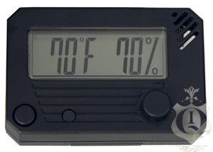 HygroSet Rectangle Digital Hygrometers