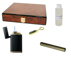 Daniel Marshall Slim Humidor Gift Set - DM Trvl GS - Cigar Manor