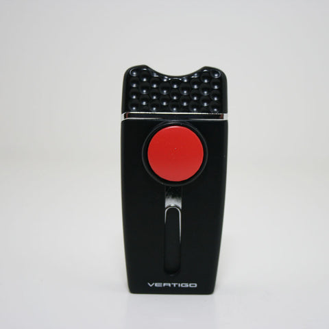 VERTIGO Torch Golf Lighter Black