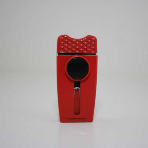 VERTIGO Torch Golf Lighter Red