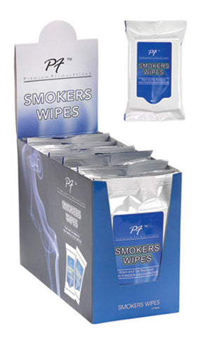 Smokers Wipes