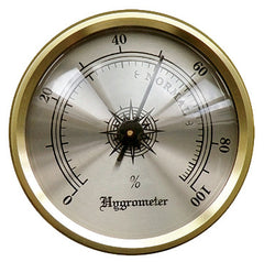 Analog Hygrometers - HY134 - Cigar Manor