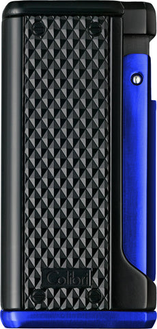 Colibri Monza 3 Lighter Black + Blue