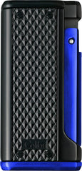 Colibri Monza 3 Lighter Black + Blue - LI100T005 - Cigar Manor
