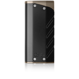 Colibri Torque Double Torch Lighter Black + Titanium - LI300T001 - Cigar Manor