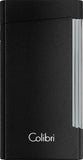Colibri Voyager Lighter Metallic Black - LI400D001 - Cigar Manor