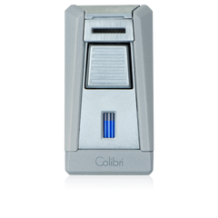 Colibri Stealth 1 Lighter Silver - LI400T2 - Cigar Manor