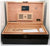 Daniel Marshall Treasure Chest 150 Count Humidor in Macassar Ebony