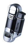 Vector Radar 07 Black + Chrome 2-Tone - Radar-07 - Cigar Manor