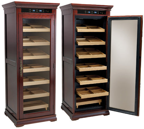 Remington 2000 Cigar Humidor Cabinet