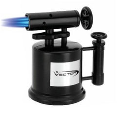 Vector Tri-Pump Torch Matte Black - Tri-pump_05 - Cigar Manor
