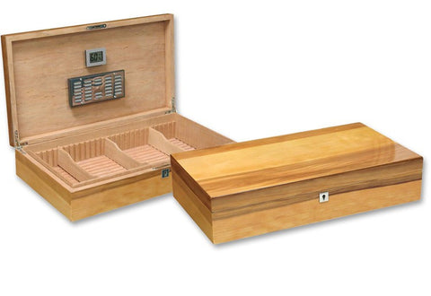 Winchester 180 Cigar Apple Wood Humidor