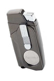 Vector XCaliber 02 Gunmetal Satin - XCaliber-02 - Cigar Manor
