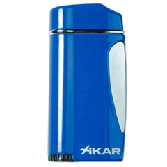 XIKAR Executive II Lighter Blue - X - 502BL - Cigar Manor