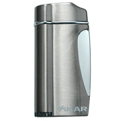 XIKAR Executive II Lighter Gun Metal - X - 502GM xi-28005 - Cigar Manor
