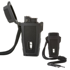 XIKAR Stratosphere Lighter Black - X - 520BX xi-28025 - Cigar Manor