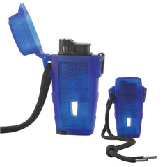 XIKAR Stratosphere Lighter Blue - X - 520BL - Cigar Manor