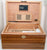Daniel Marshall 20150 Zebrawood with Tray 150 Count Humidor