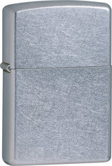 Zippo Lighter Street Chrome - cz-12983207 - Cigar Manor