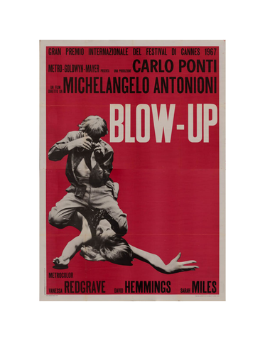 Film Screening: Blow-Up