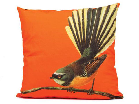 Bright Native Bird Cushion Covers