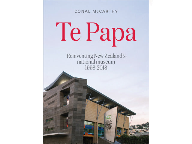 20 years of te papa