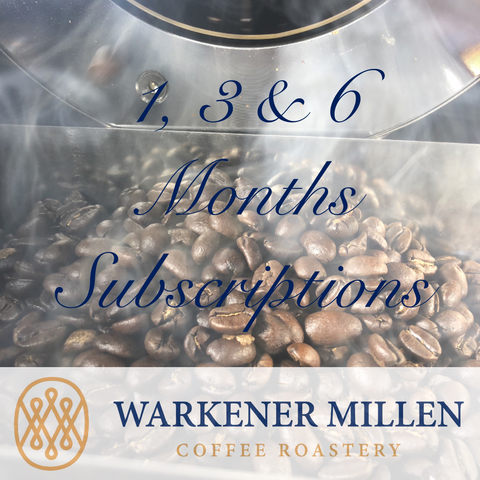 Warkener Millen Coffee Subscription
