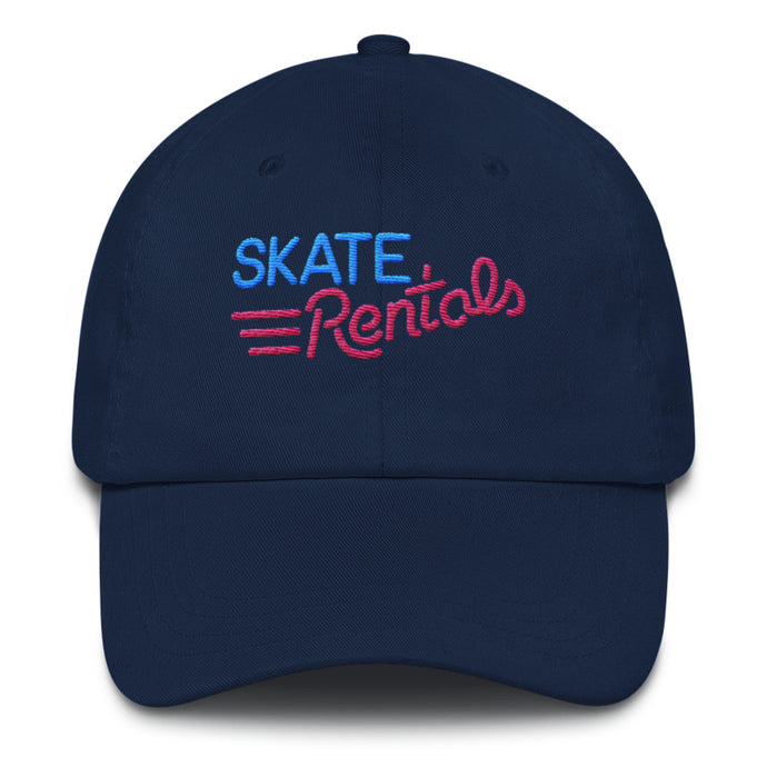Everyday I Rent Skates hat