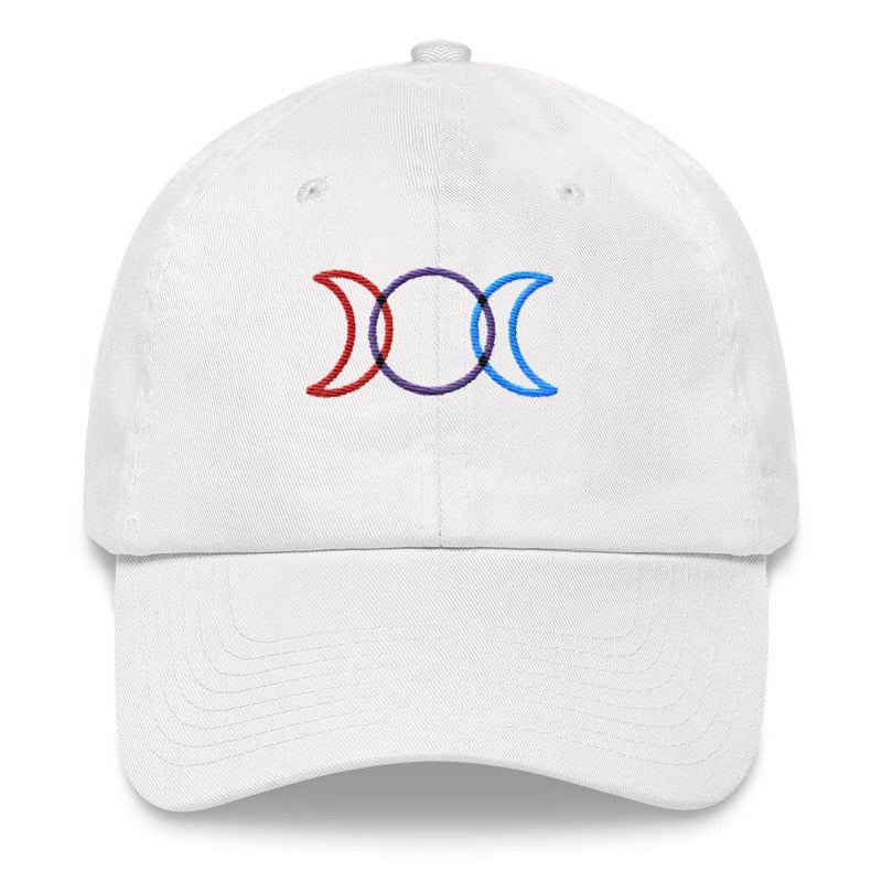 Odd Eye Moons hat