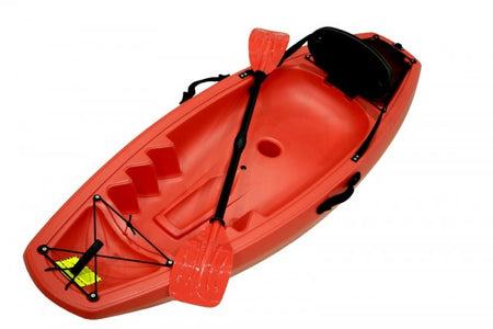 Dolpin Kids Kayaks - Red