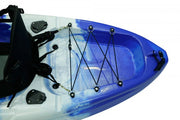 2.7m Dolphin Fishing kayaks blue white